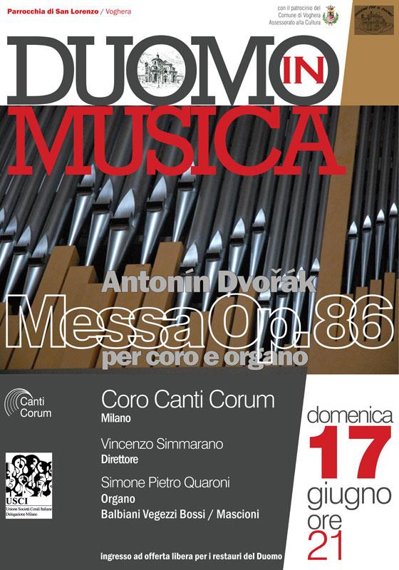 Duomo in musica- Dvorak - Simmarano