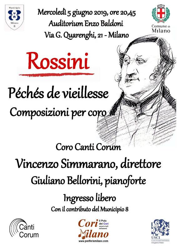 Peches des vieillesse - Rossini - direttore V. Simmarano